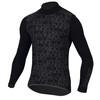 Etxeondo Gelditu - Sous-vêtement Homme - Longsleeve gris/noir